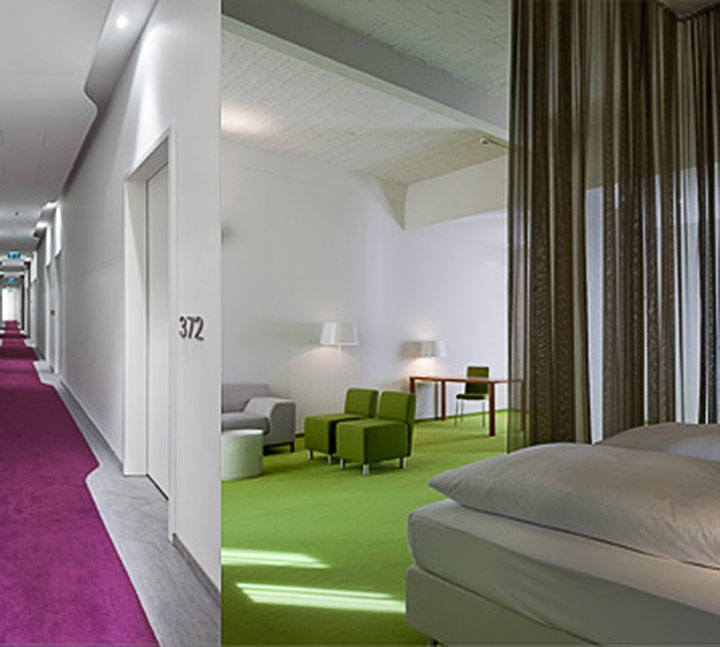 Best western hotel berlin mitte portfolio aw for Top design hotels berlin